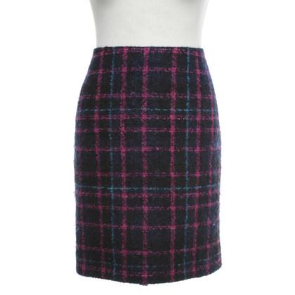 Hobbs skirt with wool
