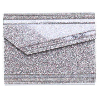 "Jimmy Choo ""Sparkled candy cross body bag"""