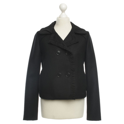 Chloé Short Blazer in black