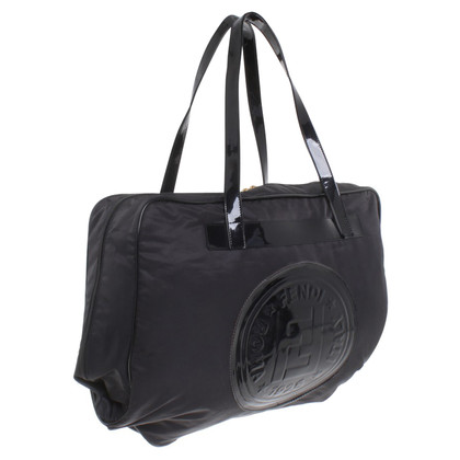 Fendi Shopper in black
