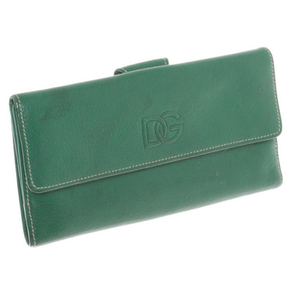 Dolce & Gabbana Wallet Green