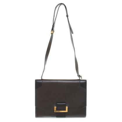 Delvaux Shoulder bag in brown