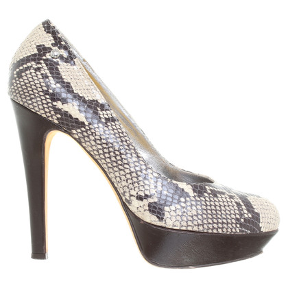 Just Cavalli Pumps aus  Python