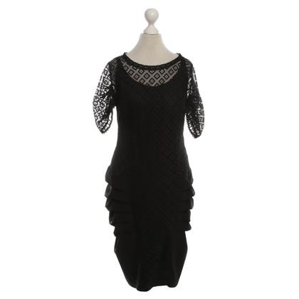 Andere merken High - top jurk in zwart