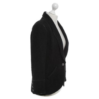 Chanel Blazer with decorative details
