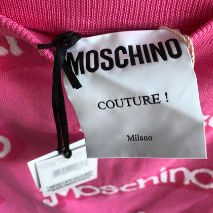 Moschino Barbie collection mini jupe