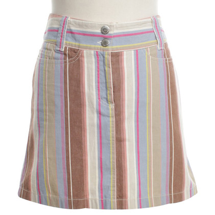 Dolce & Gabbana skirt with striped pattern