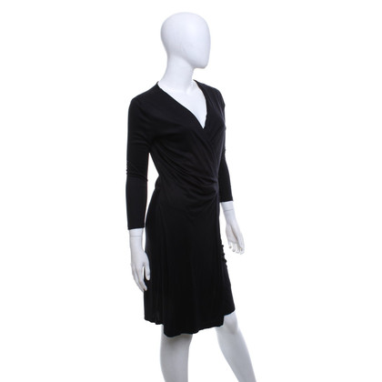 Hugo Boss Jersey dress in black