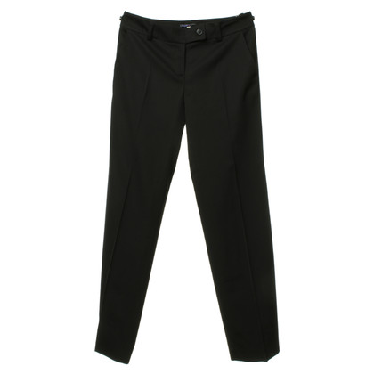 Emanuel Ungaro Classic trousers in black
