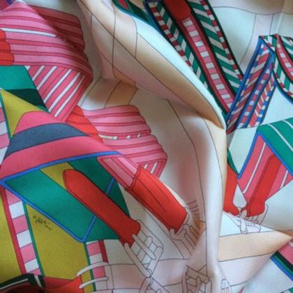 Hermès Sangles en Zigzag