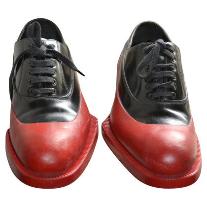 Prada Lace-up shoes in bicolour