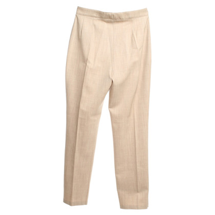 Hermès Melted trousers in beige
