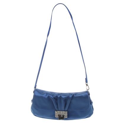 Blumarine Tas in blauw
