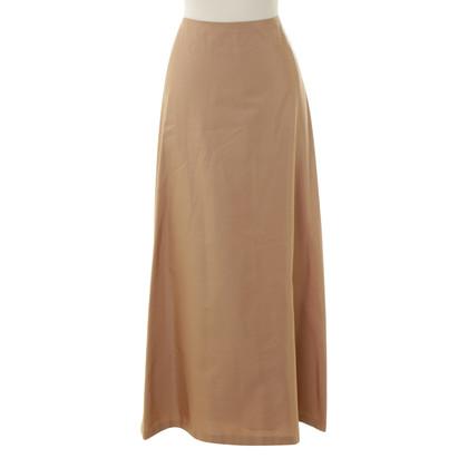 Max Mara Beige Maxi skirt