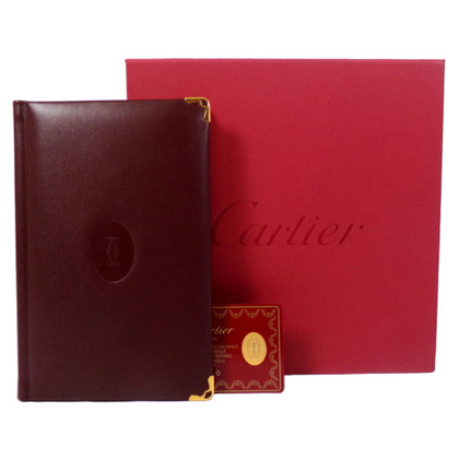 Cartier telefoon Book