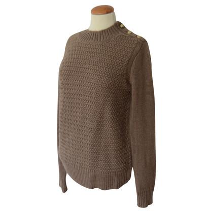 Bruuns Bazaar Maglione maglia in Taupe