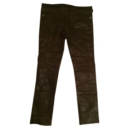 Isabel Marant Lederen broek