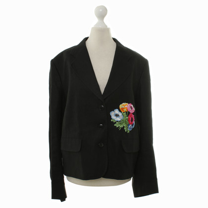 Kenzo Blazer with floral embroidery