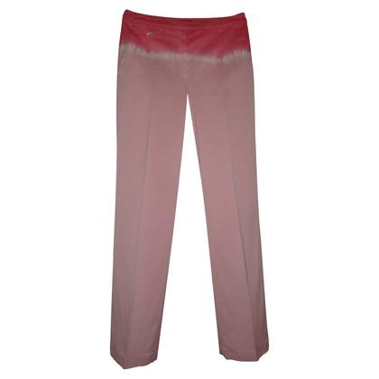 Luisa Cerano trousers with batik coloring