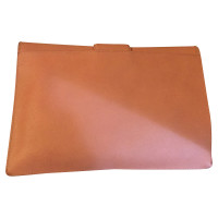 Patrizia Pepe clutch in pink
