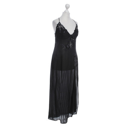 La Perla Vestaglia in nero
