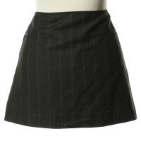 Gucci Pin stripe mini skirt