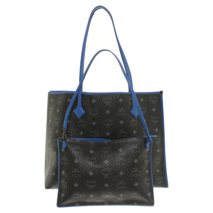 MCM Shopper from canvas