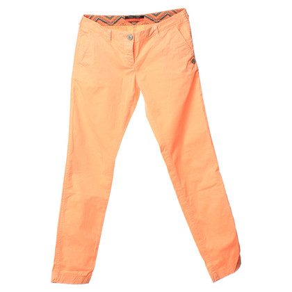 Maison Scotch Pants in salmon