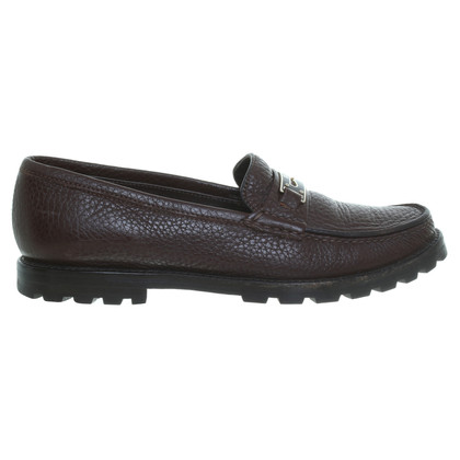 Bally Brown loafer