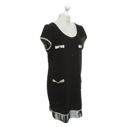 Joseph Ribkoff Dress in black and white