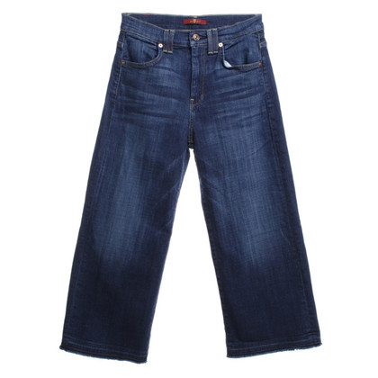 7 For All Mankind Culotte of denim