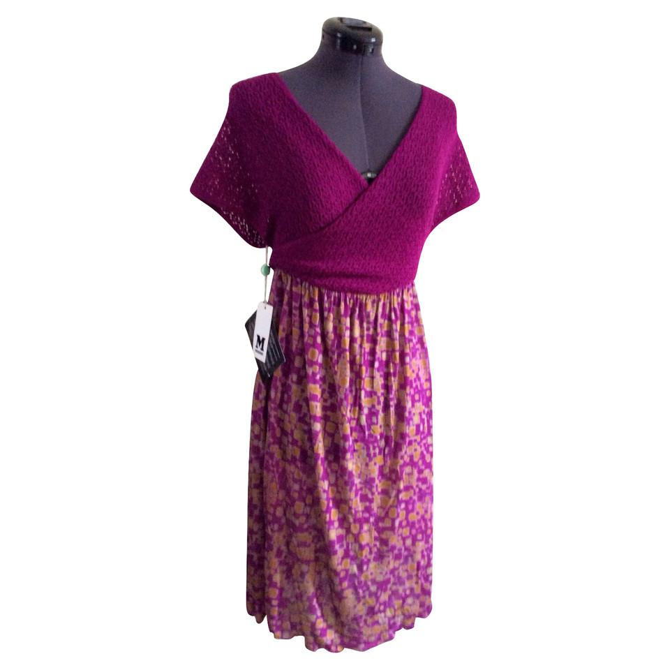 Missoni Dress in violet