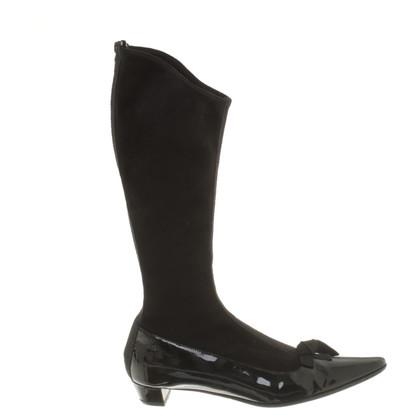 Prada Boots in zwart