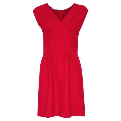 Miu Miu Ruby red dress