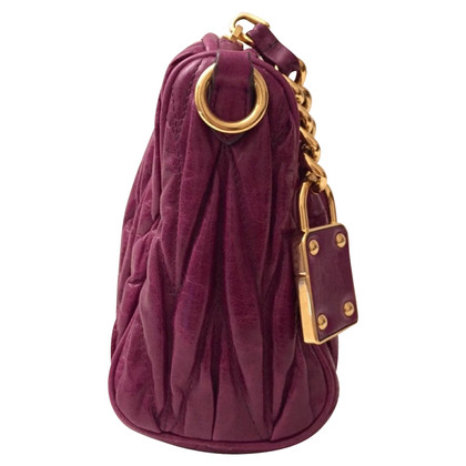Miu Miu Quilted handbag