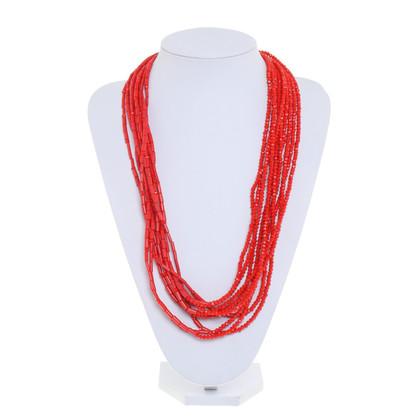 Max Mara Chain in red