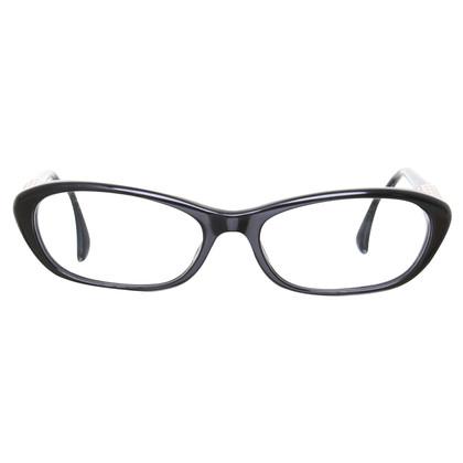 Chanel Eyeglass frame with nudefarbenen elements