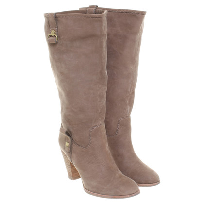 Marc Jacobs Leather boots in natural colours