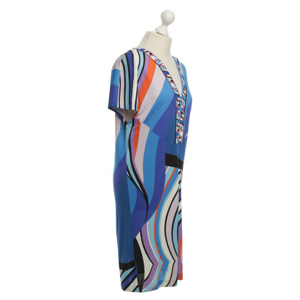 Emilio Pucci Dress with graphic print