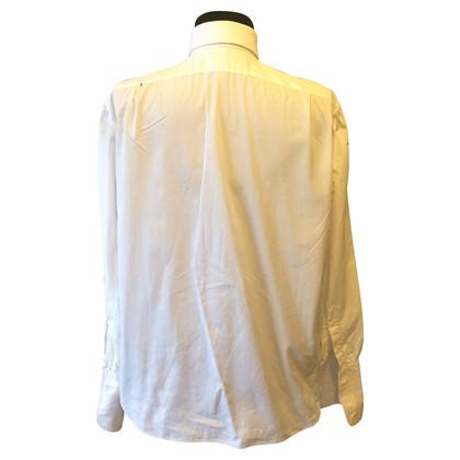Ralph Lauren Peter Pan kraag blouse