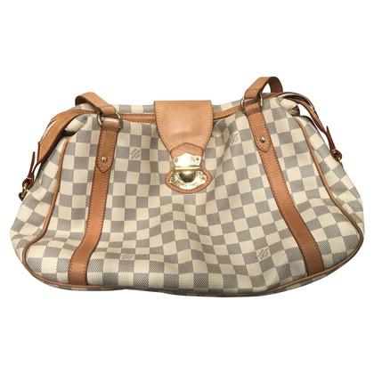 Louis Vuitton Handbag from Damier Azur Canvas