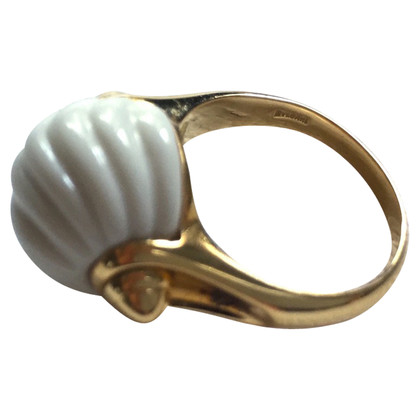 Bulgari Ring aus Gelbgold