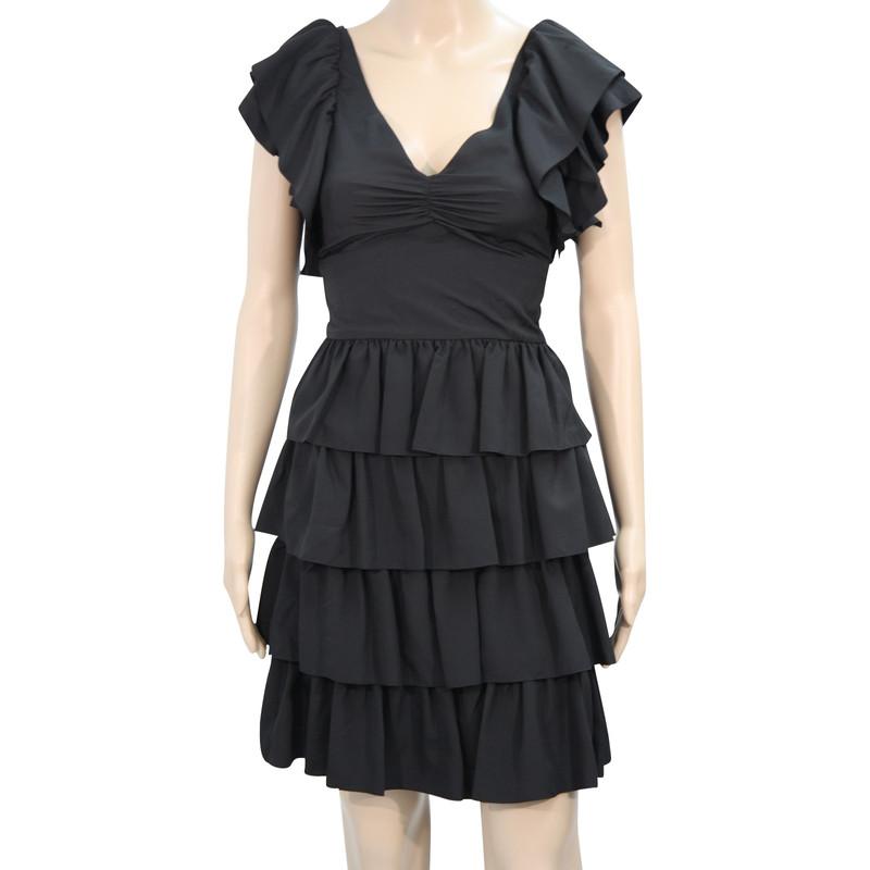Ted baker jurken zwart
