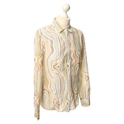 Paul Smith Colorful blouse