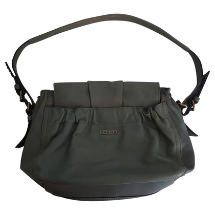 Kenzo Hand bag in green