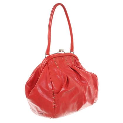 Miu Miu borsa rossa