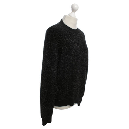 Jil Sander Pullover in black