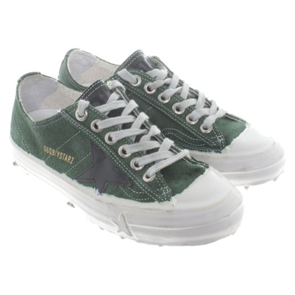 Golden Goose Sneakers in groen