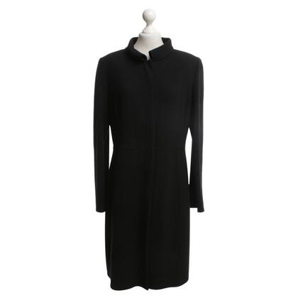 Armani Collezioni Coat in black