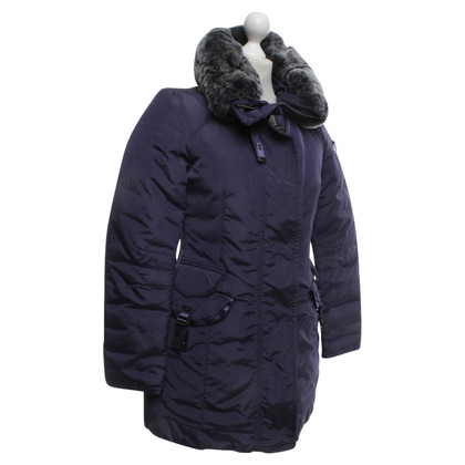 Peuterey Down coat in blue